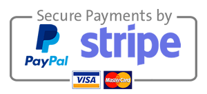 Paypal Stripe Secure Payments