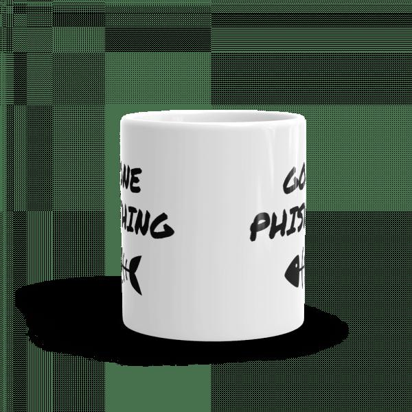 Gone Phishing Mug Middle